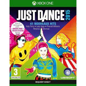 JEU XBOX ONE Just Dance 2015 Jeu XBOX One