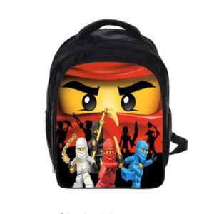 SAC À DOS sac à dos enfant scolaire - Lego Ninjago