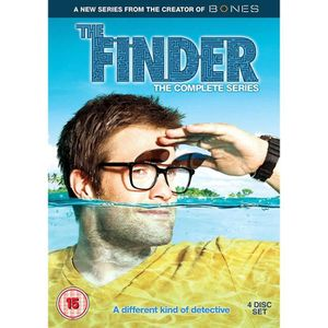 DVD FILM The Finder: Complete [Import anglais]