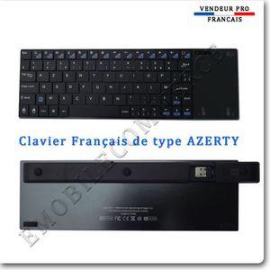 CLAVIER D'ORDINATEUR Clavier compact sans fil - Rii Mini i12 Wireless -