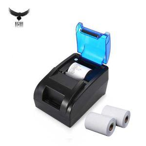 IMPRIMANTE EGSII 58mm Imprimante Thermique Ticket ESC-POS Com