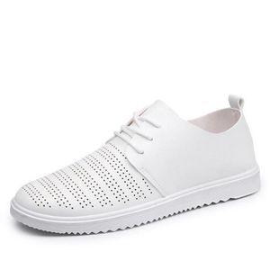 CHAUSSURES DE RANDONNÉE chaussures homme ete Nouvelle Mode perforé En Cui 4d560cceec19
