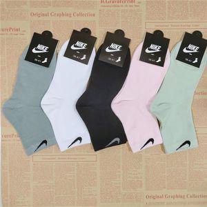CHAUSSETTES 5 paires Chaussettes Femmes Nike sport Coton  lois