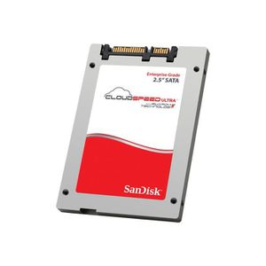 DISQUE DUR SSD SanDisk CloudSpeed Ultra Disque SSD 800 Go interne