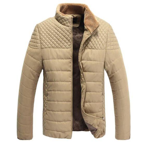 Luxe Masculin A Épaississant Vêtements Vêtement Manteau Marque De Homme Et Mode  Plus La Velours 1OqBExp b8f4b848260