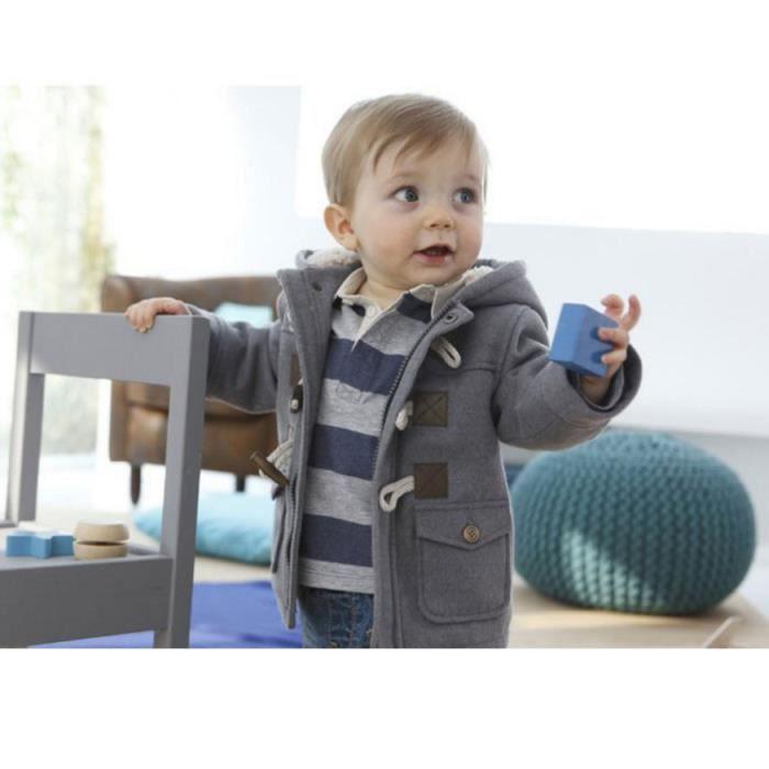 duffle coat enfant achat vente pas cher. Black Bedroom Furniture Sets. Home Design Ideas