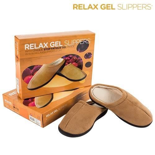 Chaussons Relax Gel Slippers