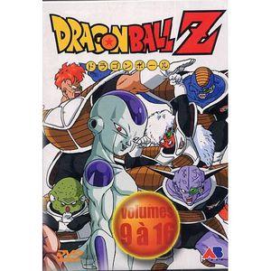 DVD MANGA DVD Coffret dragon ball z : vol. 9 a 16