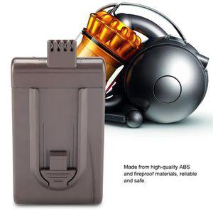 BROSSE ET ACCESSOIRE D'ASPIRATEUR Batterie Li-ion remplacement aspirateur portatif s