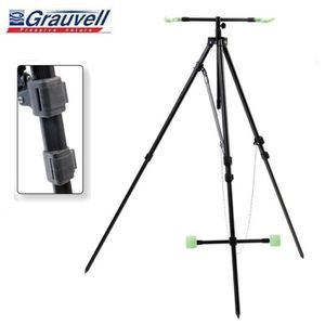PORTE-CANNE TREPIED GRAUVELL TRIPOD SURF BL1-150