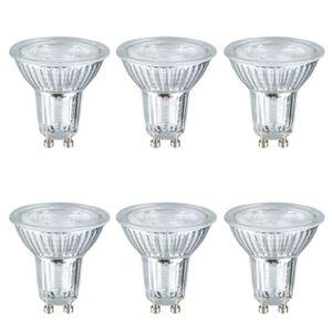 AMPOULE - LED Ampoules LED Spot Culot Lampwin GU10 5W (équivalen