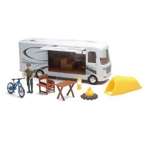 VOITURE - CAMION NEWRAY Coffret Camping-Car