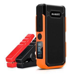 COUPE BATTERIE Suaoki 20000mAh 800A Batterie Portable Voiture Jum