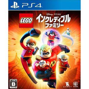 JEU PS4 Warner Bros LEGO Les Indestructibles  SONY PS4 PLA