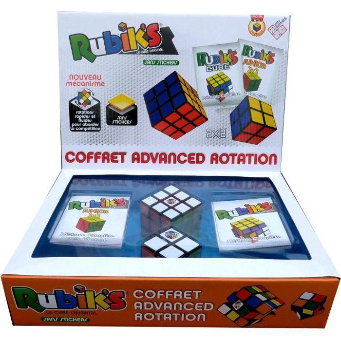 CASSE-TÊTE WINGAMES Coffret Rubik's Cube 3x3 + 2x2