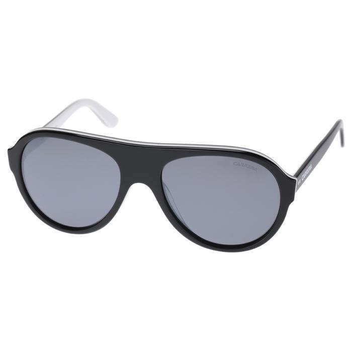 CARRERA Lunettes de Soleil C84S4IZW7 Homme Noir et blanc - Achat ... 28808554c183
