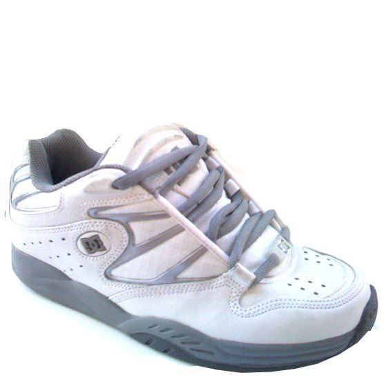 DC SHOES Factor White Grey