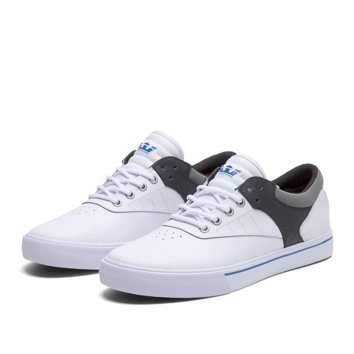 Shoes SUPRA GRIFFIN White grey b...