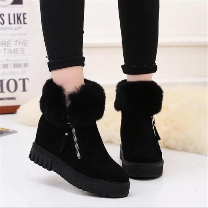 fa760eb7ab5498 Bottines - low boots nouvelles Talons hauts bottes de mode femme ...