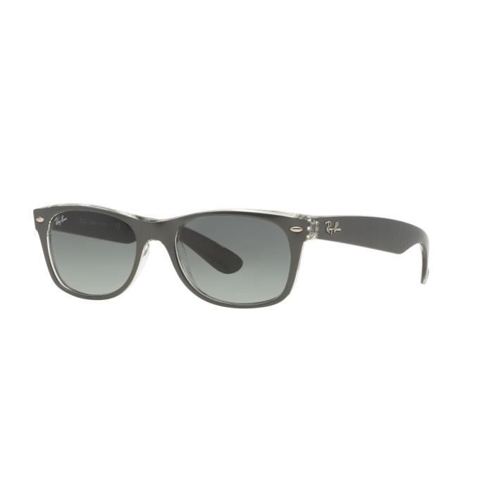 3684f44f30f170 Lunettes de soleil Ray Ban New Wafarer RB2132 614371 Taille  55 ...