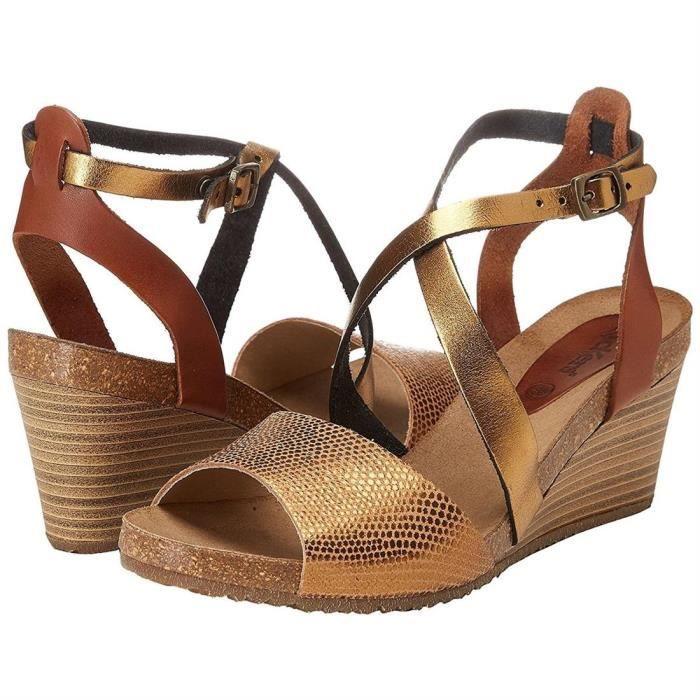 sandales/nu-pieds spagnol femme kickers 419302 FDcUtX