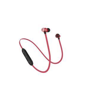 CASQUE - ÉCOUTEURS Sans fil Bluetooth 5.0 Sport Casque étanche longue