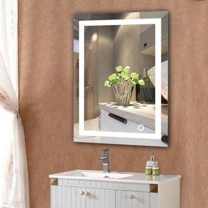 meuble haut salle de bain miroir eclairage achat vente pas cher. Black Bedroom Furniture Sets. Home Design Ideas