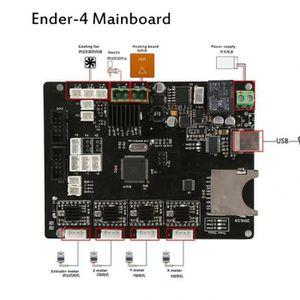 IMPRIMANTE 3D Version Ender-3 Motherboard - Mise À Jour 3d Impri