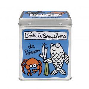 Boite bouillon achat vente boite bouillon pas cher for Poisson a acheter