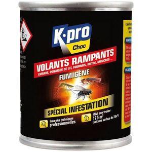 PIÈGE NUISIBLE MAISON Fumigène Kapo Choc - De 100 à 150 m³