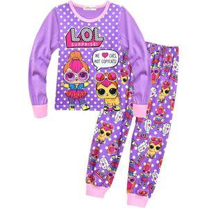 PYJAMA 2019 Surprise Poupee LoL Pyjama Manches longues To