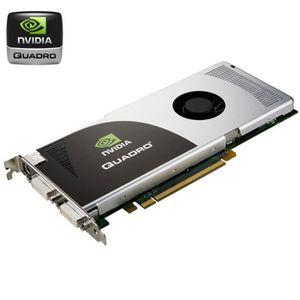 CARTE GRAPHIQUE INTERNE Carte Graphique Pro NVIDIA Quadro FX3700 PCIe x16