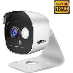 CAMÉRA IP Sricam HD 1080P Caméra IP Sans Fil Wifi Caméra de