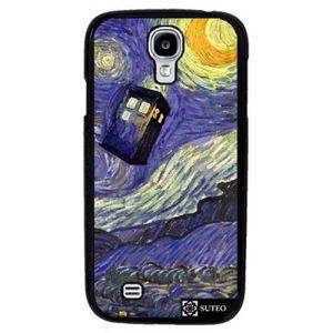 COQUE - BUMPER Coque Silicone pour Samsung Galaxy S4 Mini (GT-I91