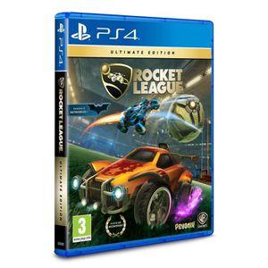 JEU PS4 Rocket League Ultimate Edition PS4 + 1 Porte clé +