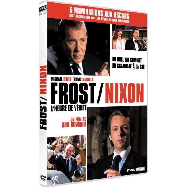 DVD FILM DVD Frost / Nixon - L'heure de vérité