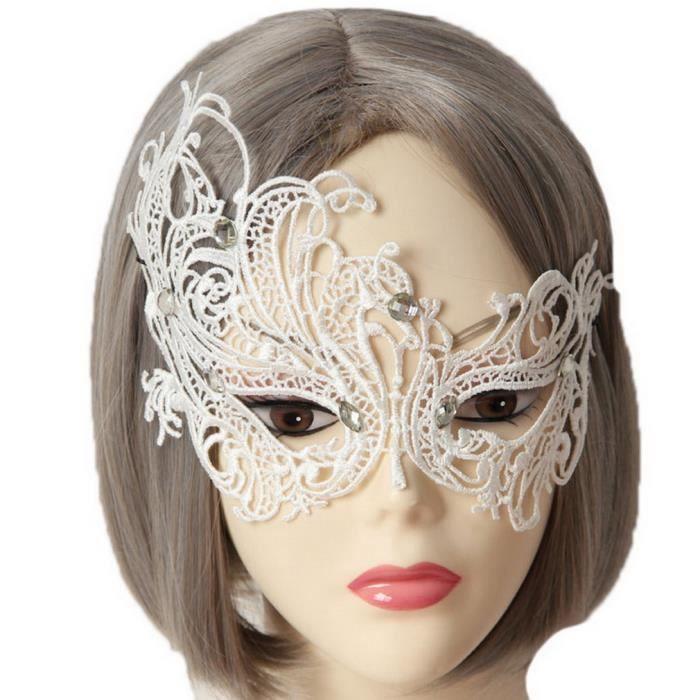 masque deguisement femme