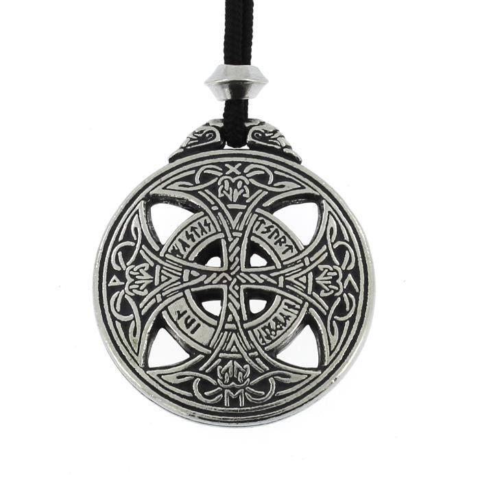 celtiques Extra Large Love runique détaillée pe…
