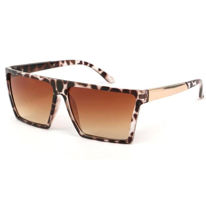 f173c55da687b1 Lunettes Soleil Cuba avec monture Leopard - Achat   Vente lunettes ...