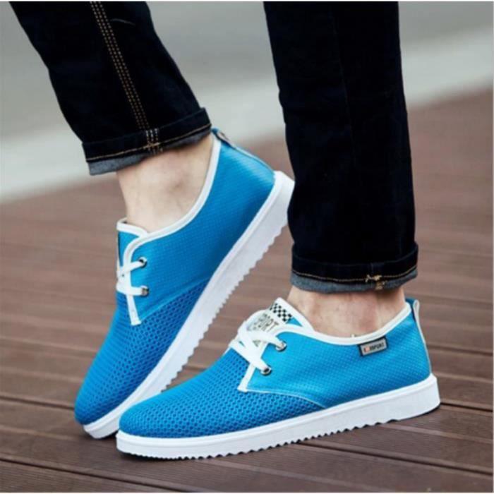 Chaussures mode casual de l'été nouveaux hommes...