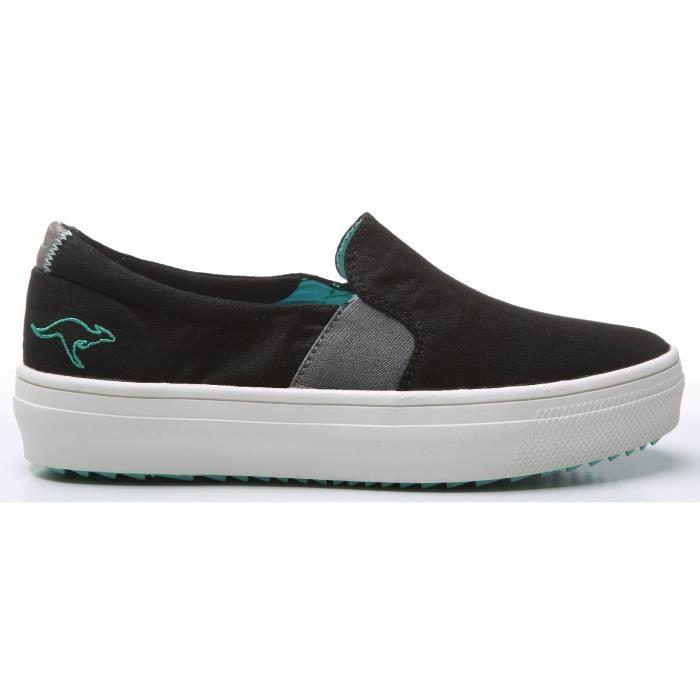 KangaRoos K-Mid Plateau 5092 - Chaussures d'été décontractées - Femme dFnteah9