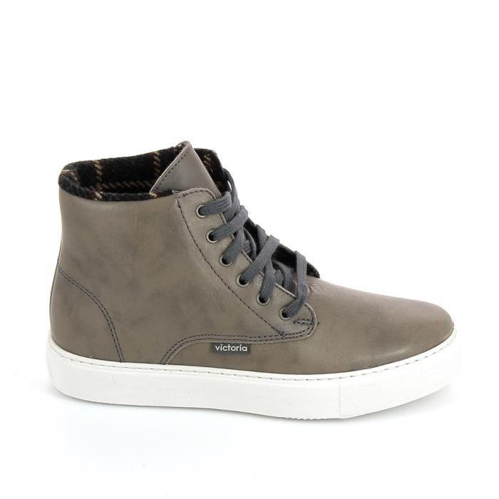 Basket mode - Sneakers VICTORIA Sneakers Gris