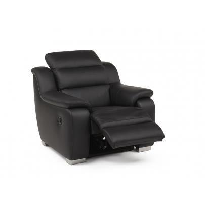 fauteuil relax electrique cuir arena ii noir Résultat Supérieur 0 Bon Marché Fauteuil Cuir Electrique Relaxation Stock 2017 Kse4