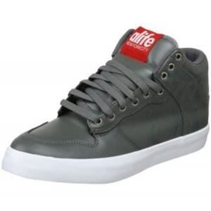 Sneakers Homme ALIFE Everybody Hi Antiques Grey F.G