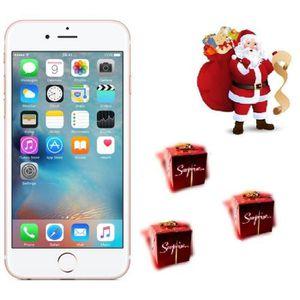 SMARTPHONE APPLE iPhone 6S Plus Rose or 16Go