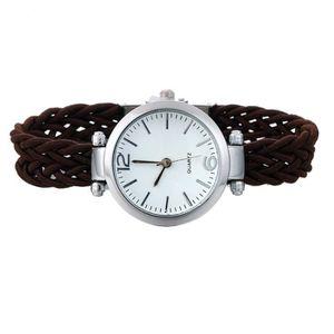 BRACELET DE MONTRE Virtualhall ®Hand-tissé main tressée bracelet d'am