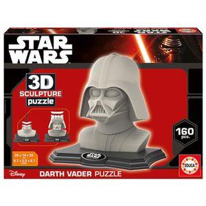 PUZZLE EDUCA Star Wars Puzzle 3D Dark Vador - Dark Side e
