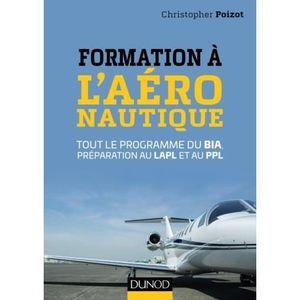 LIVRE HISTOIRE SCIENCES Livre - l aéronautique facile   préparation au BIA 780f2681f303