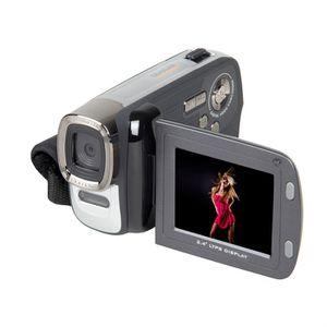 CAMÉSCOPE NUMÉRIQUE DVC 5007 Pop - Caméscope Easypix 5MP (12mp) - NOIR