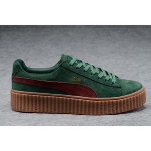 Sports Rihanna Suede Chaussures Baskets Puma Creepers Running Ok80nwPX